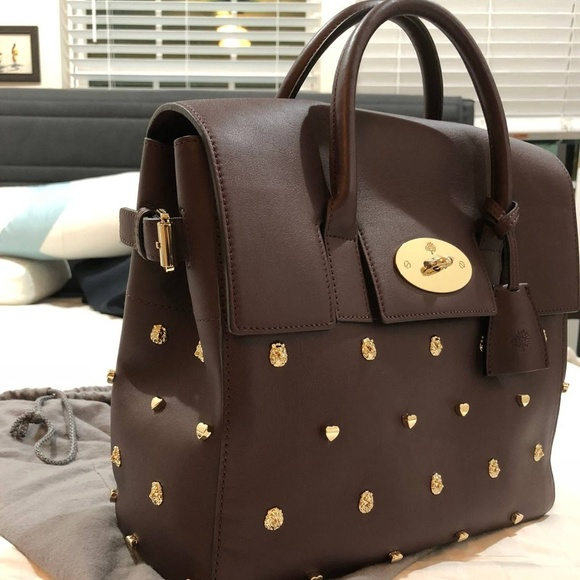 Mulberry Bags   Limited Edition Cara Delevingne X Bag   Poshmark 8649ff51b4